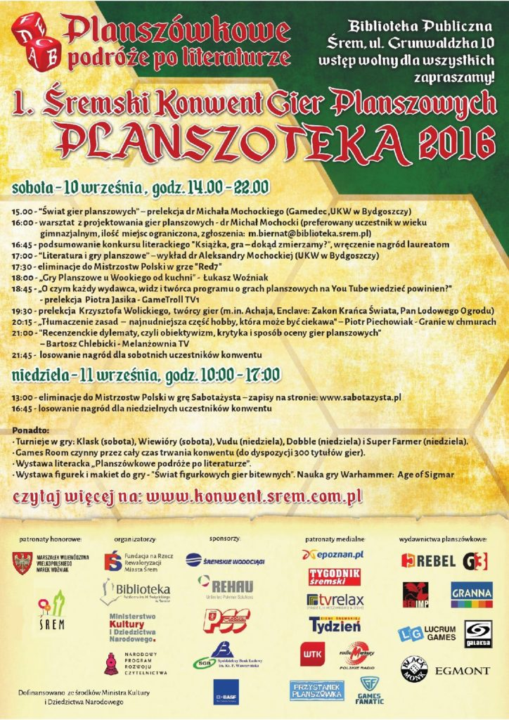 Plakat Planszoteka 2016popr